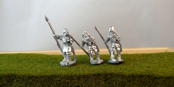 Northmen with Spear and Shield