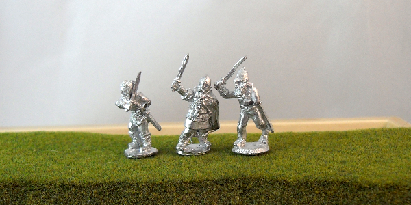 Northmen with Sword and Shield