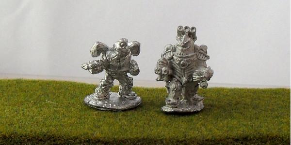 Laserburn Imperial Armour