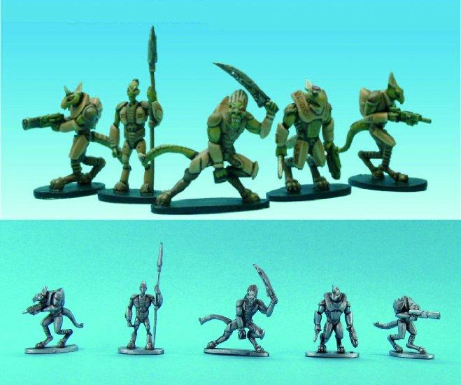 Vorq'La Mercenaries