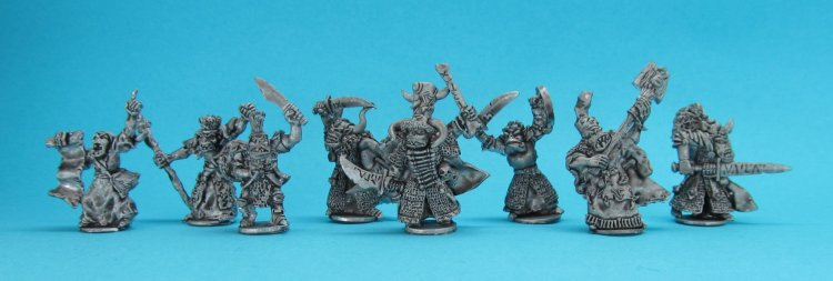 Orc War Council