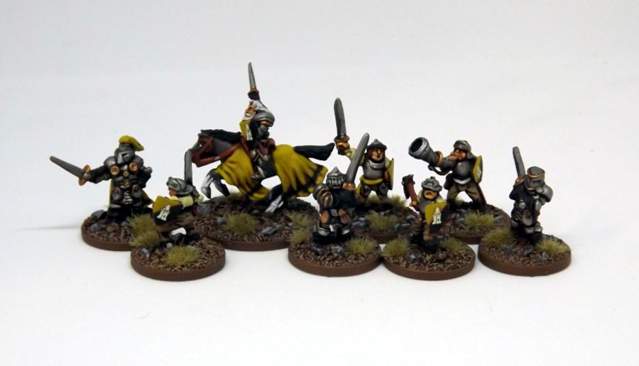 Sir Roderick's Retinue