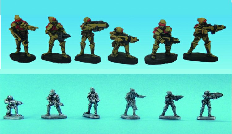 Zas Infantry Squad