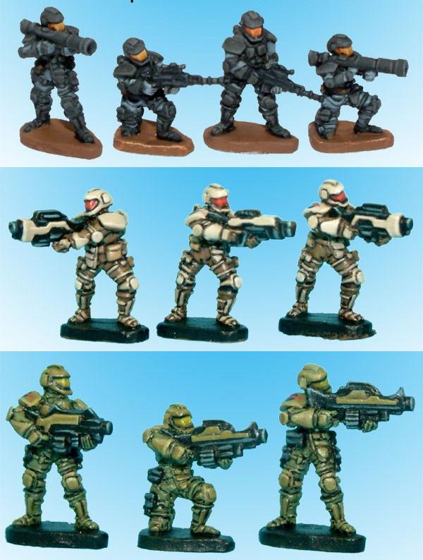 Arc Fleet Recon Special Weapons