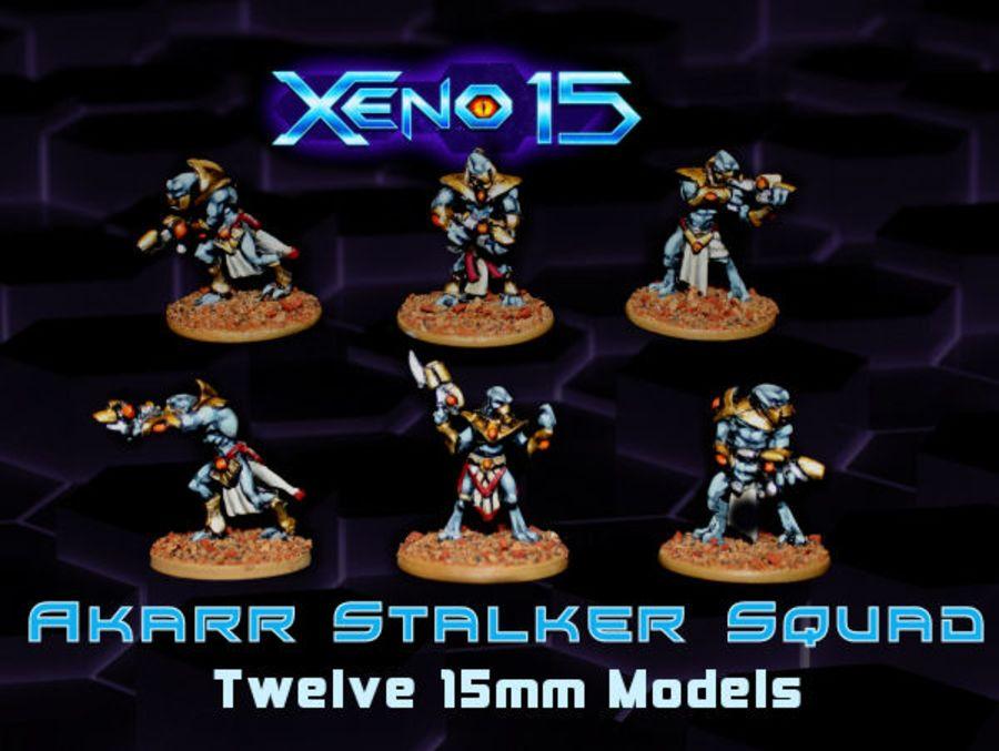 Akarr Stalker Squad