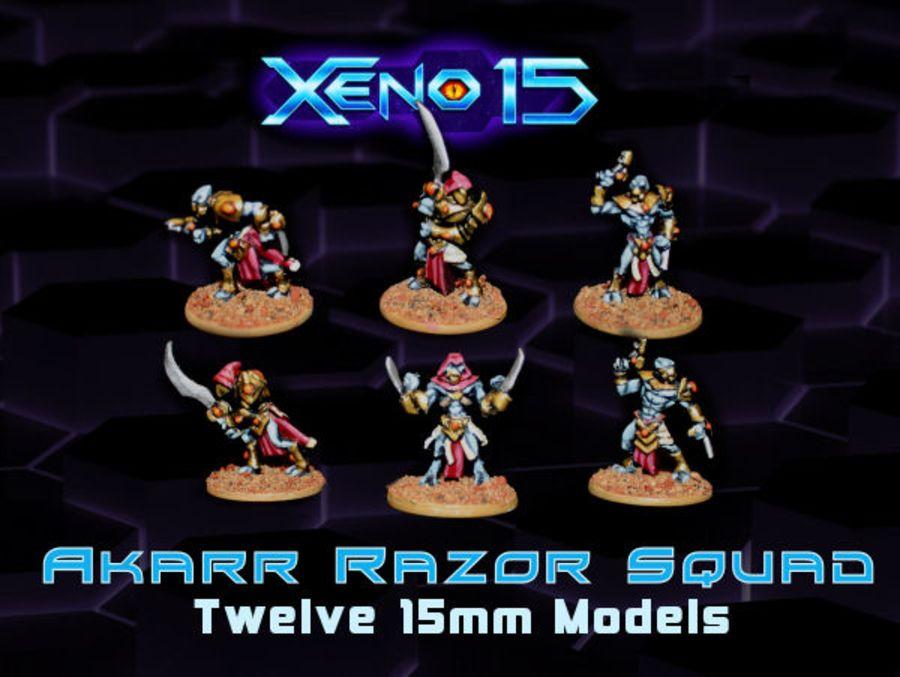 Akarr Razor Squad