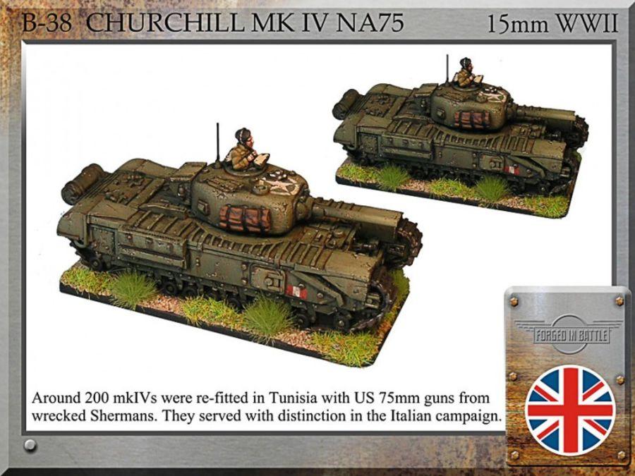 Churchill mkIV NA75