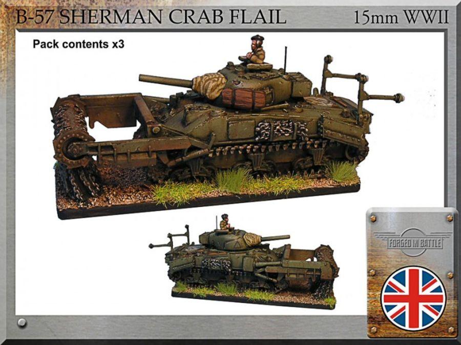 Sherman Crab Flail