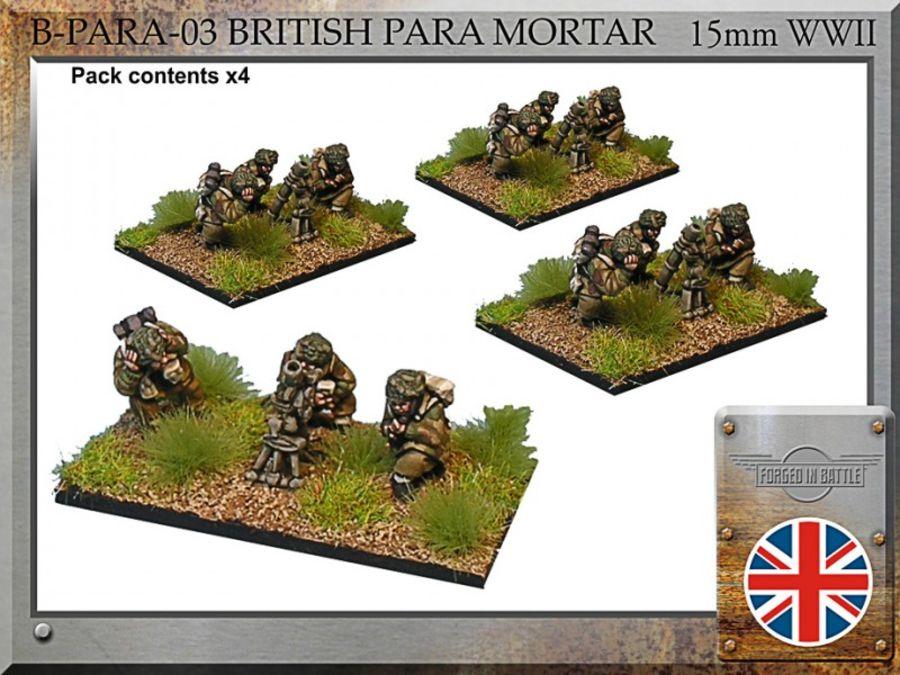 British Para 3