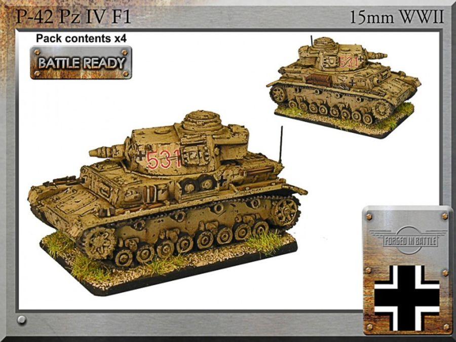 Pz IVF1 support tank