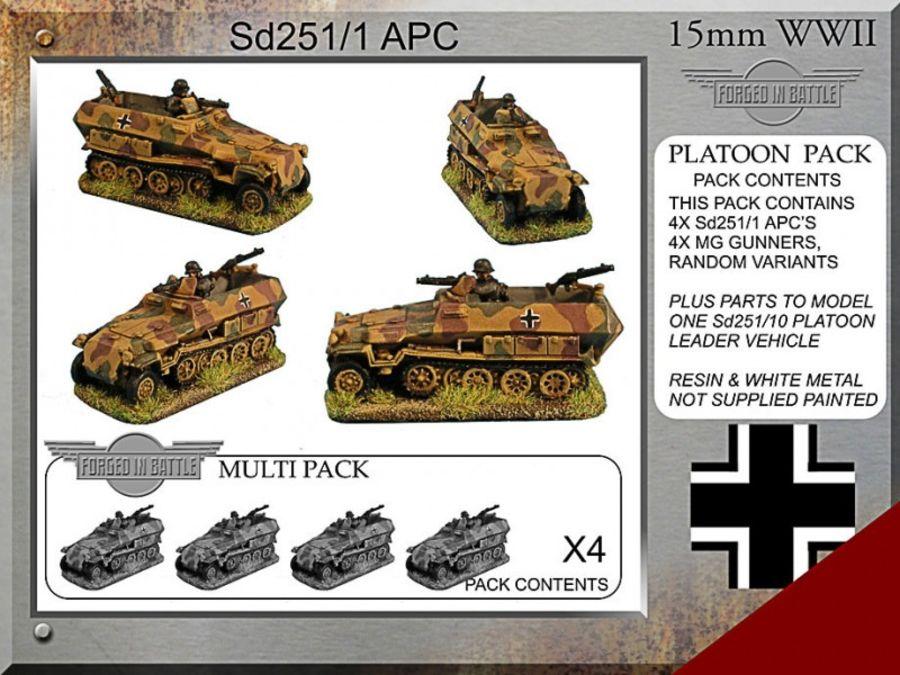 Sd251c APC x4