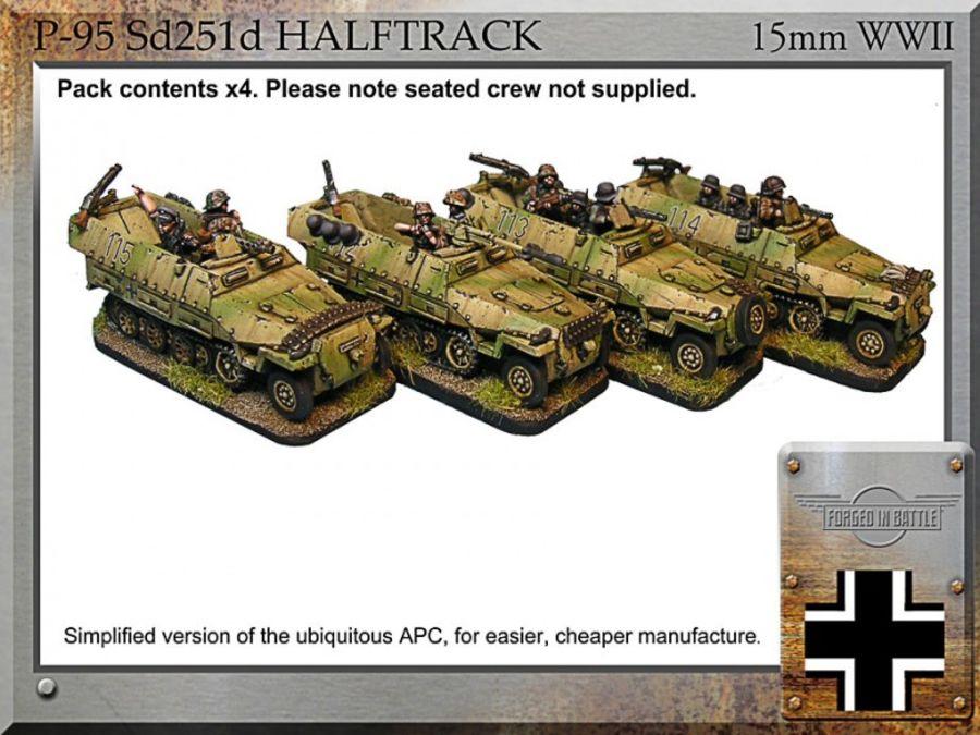 Sd251d APC x4