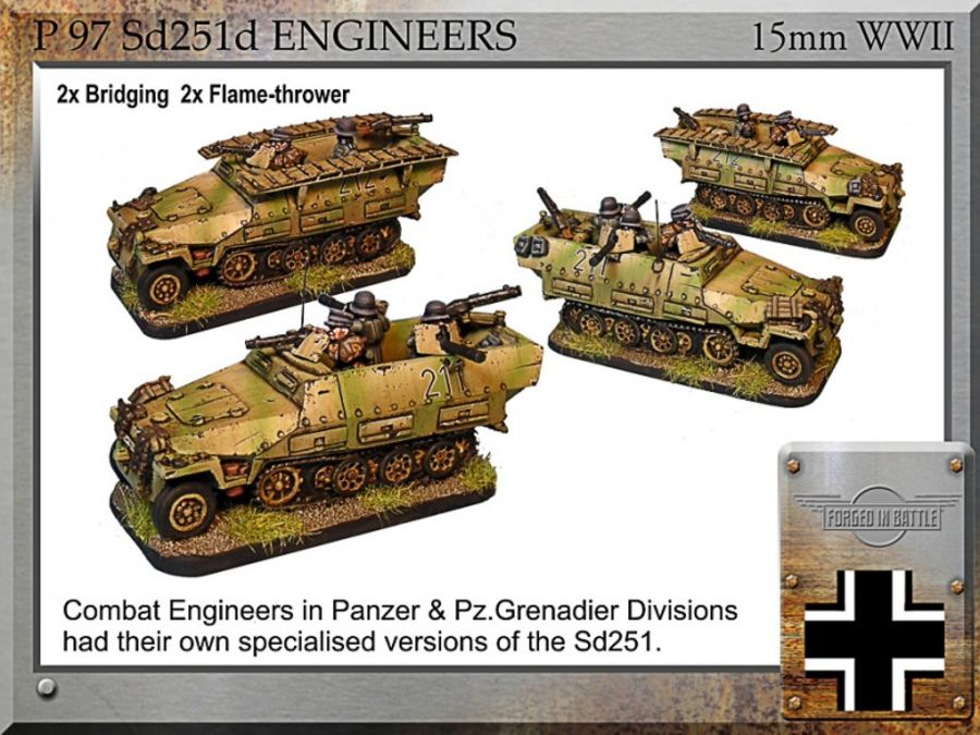 Sd251d engineers vehicles