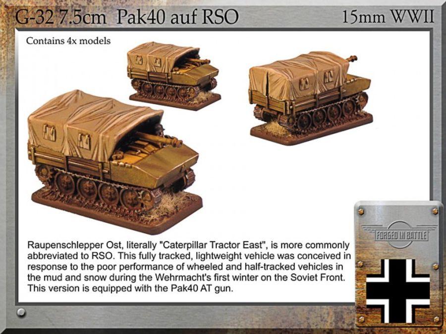 7.5cm Pak40 auf RSO
