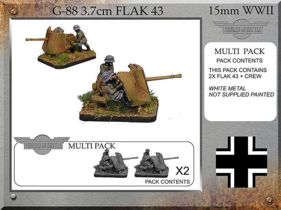 3.7cm Flak 43 x2