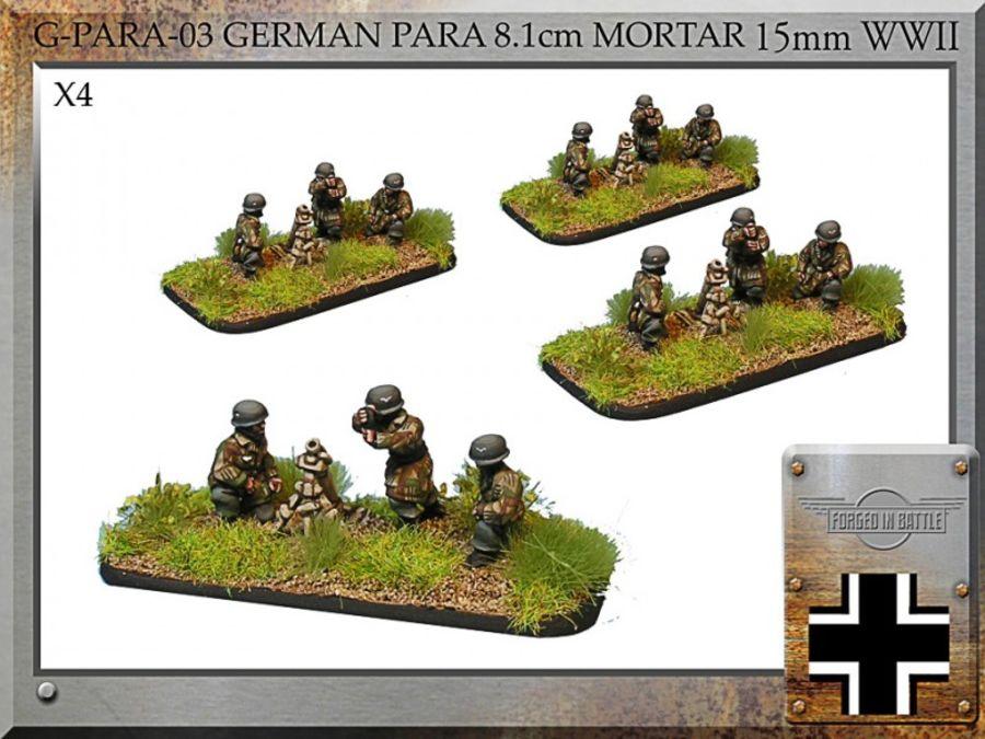 German Para 8.1cm