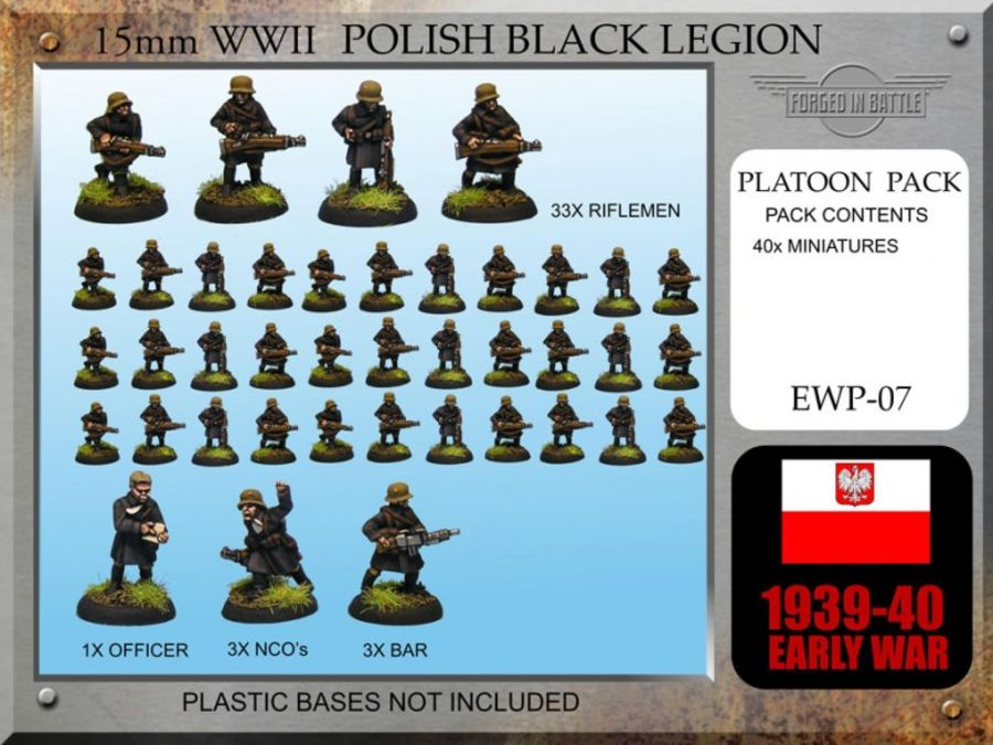 Polish Black Legion Pn.
