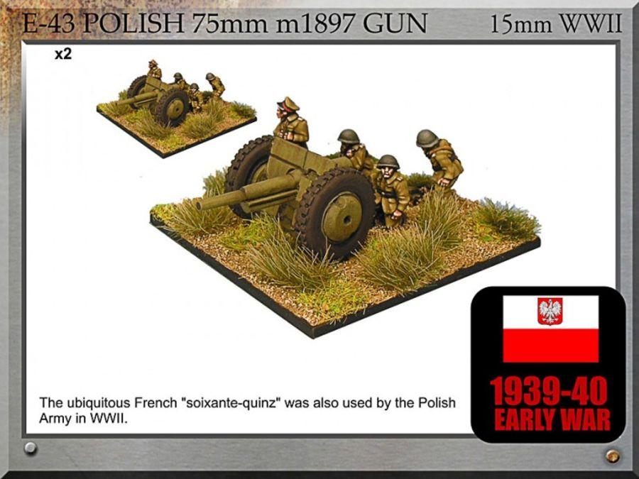 Polish 75mm m1897