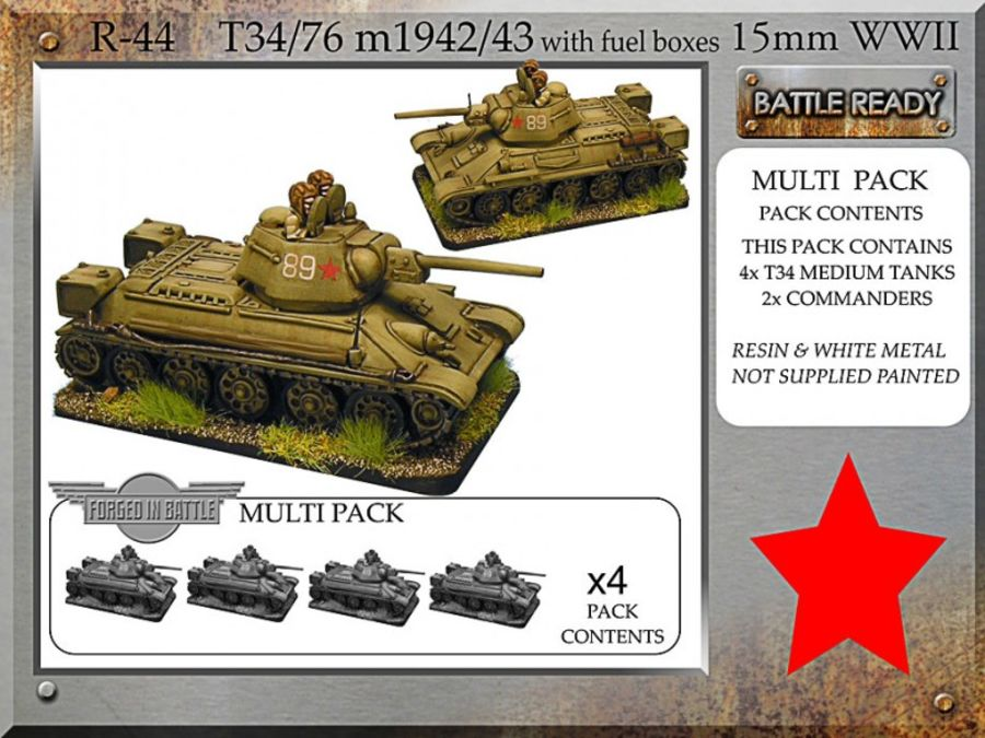 T-34/76 m42/43 (fuel boxes)