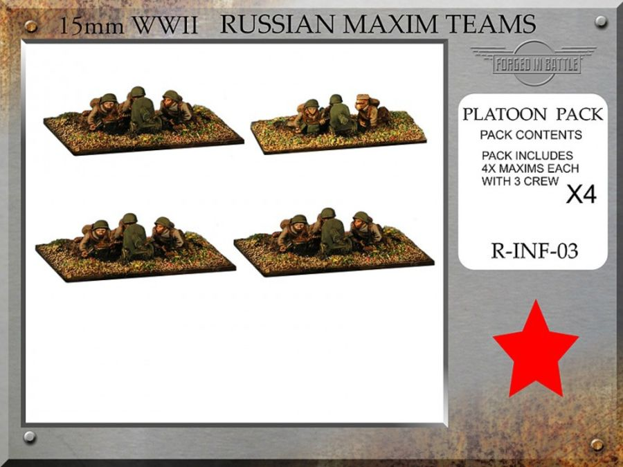 Russian Maxim Teams