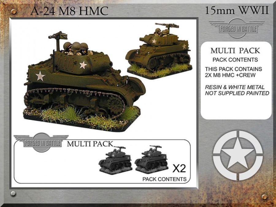 M8 HMC x2