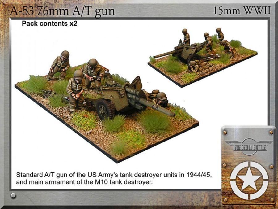 76mm A/T gun