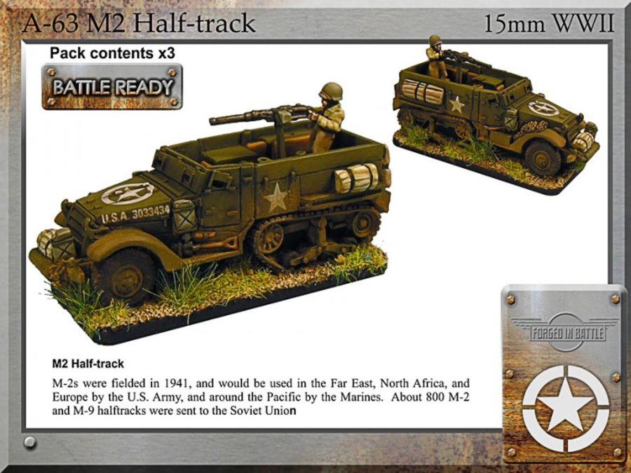 M2 halftrack
