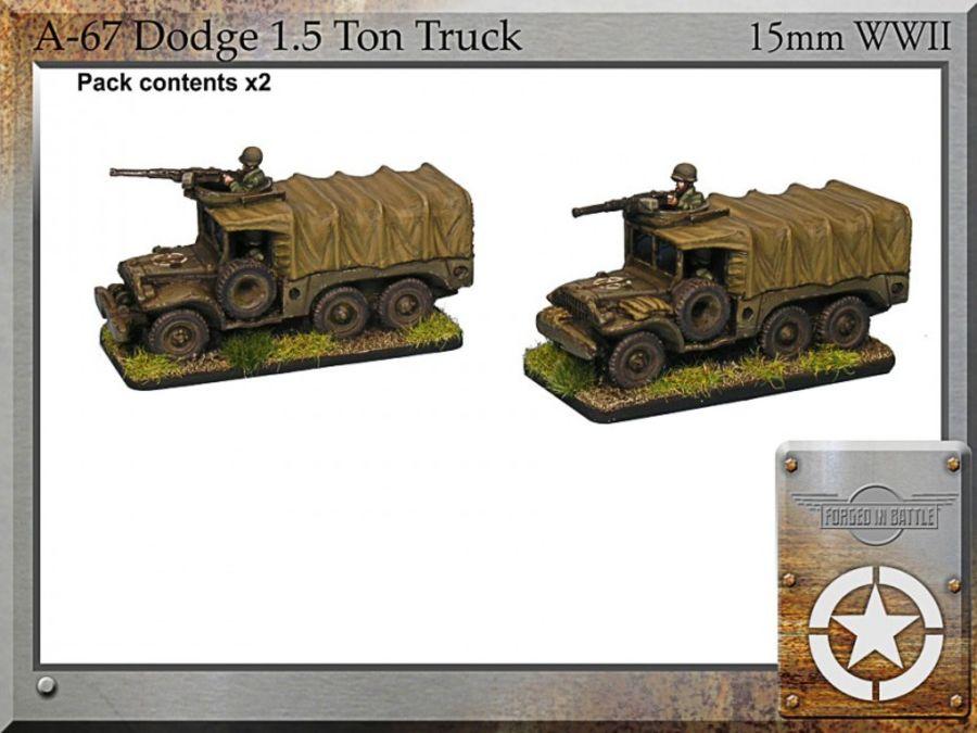 Dodge 1.5 Ton x 4