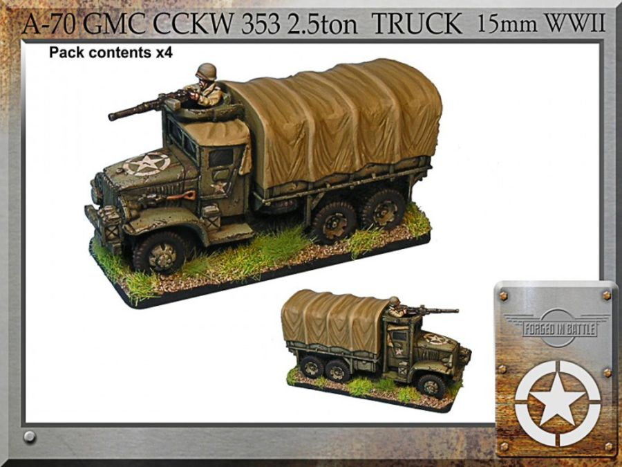 GMC CCKW353 2.5 ton Truck