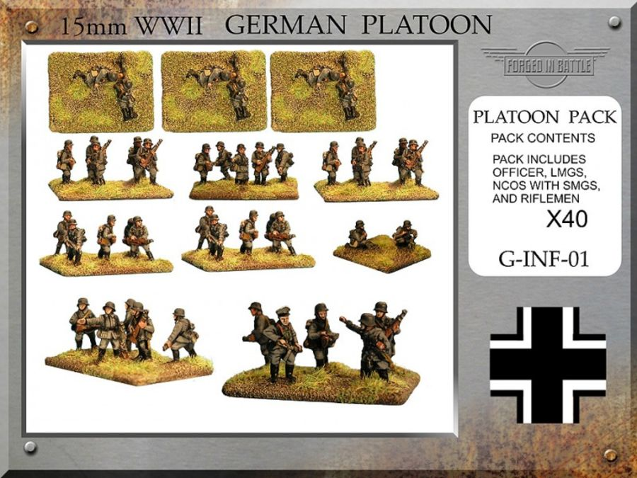 German Infantry Platoon