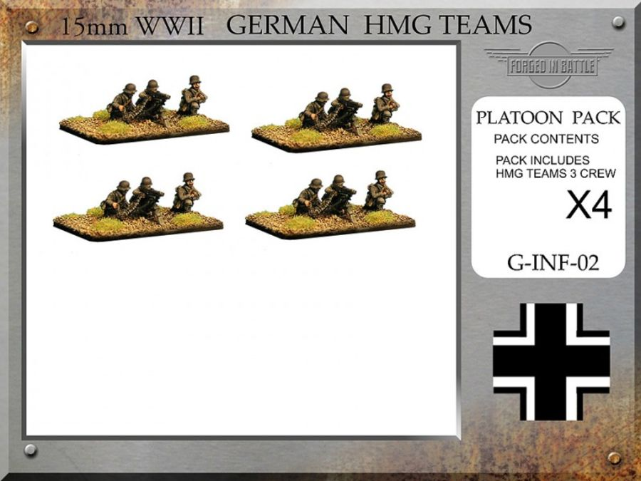 German HMG Platoon