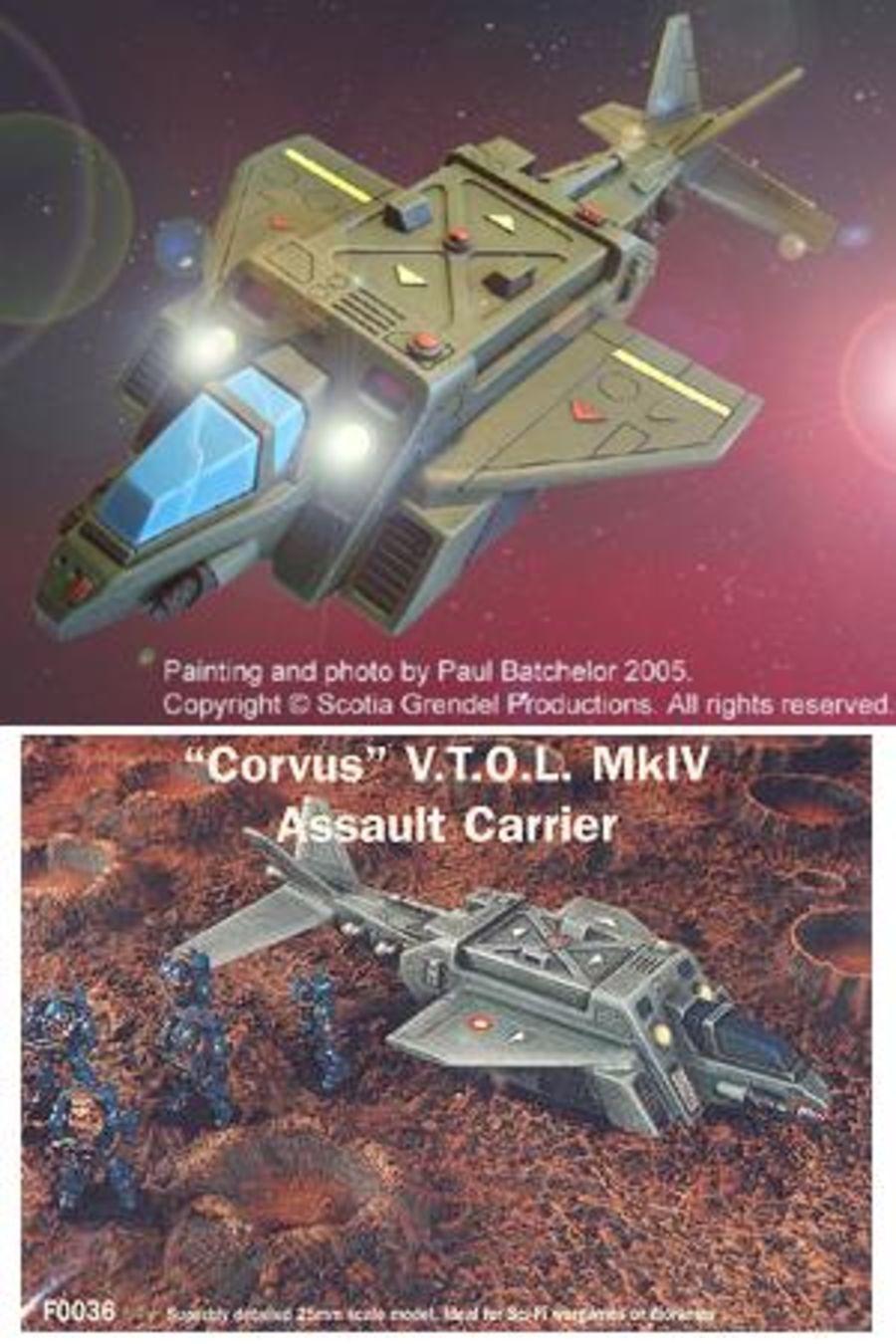 Corvus VTOL