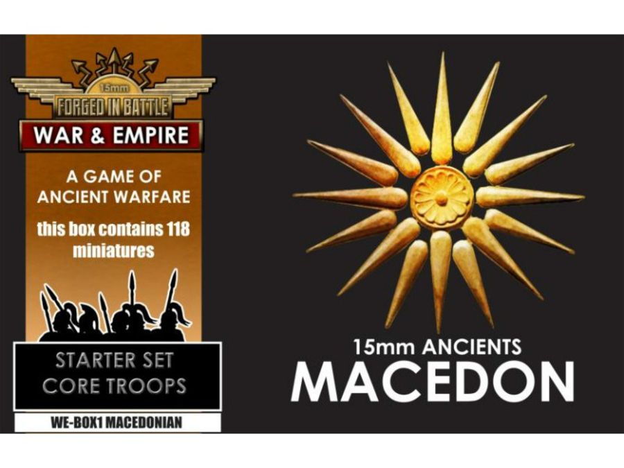Macedonian Starter Box
