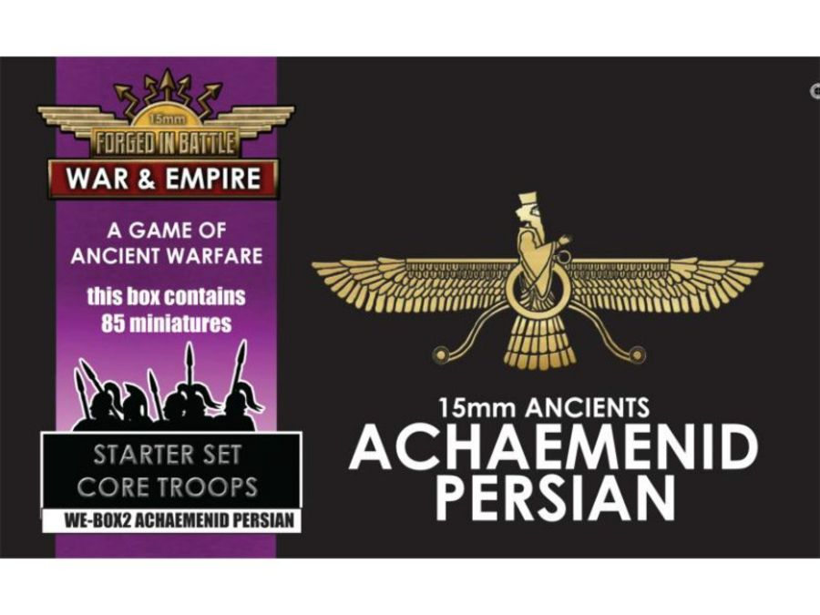 Later Achaemenid Persian Starter Box