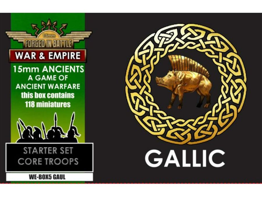 Gallic Starter Box