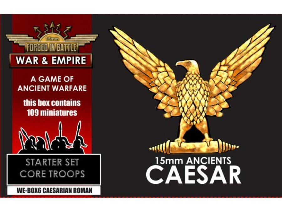 Caesarian Roman Starter Box
