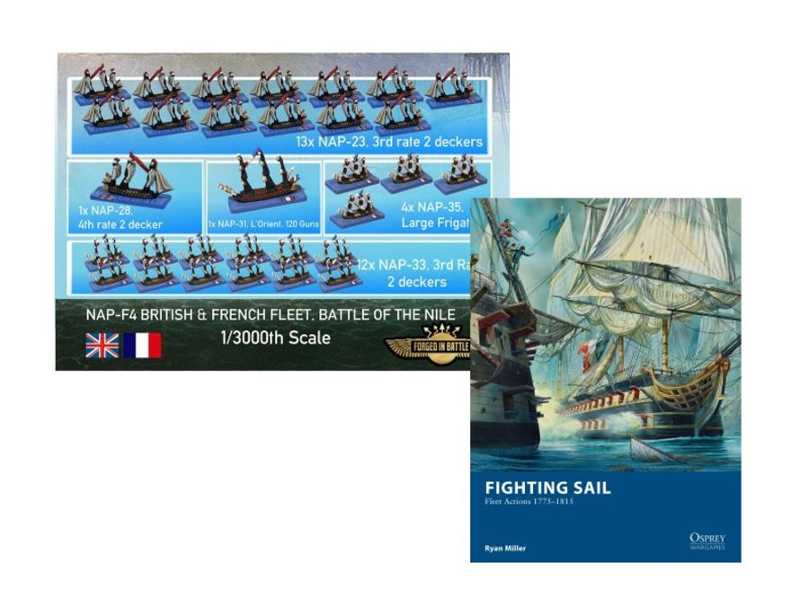 Battle of the Nile Fleets Deal