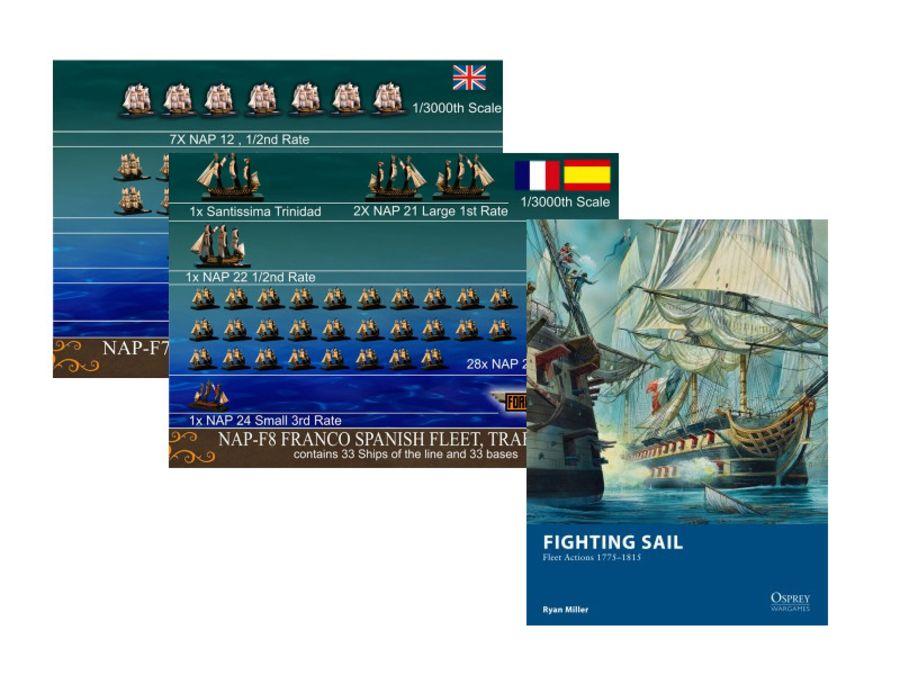 Battle of Trafalgar Fleets Deal