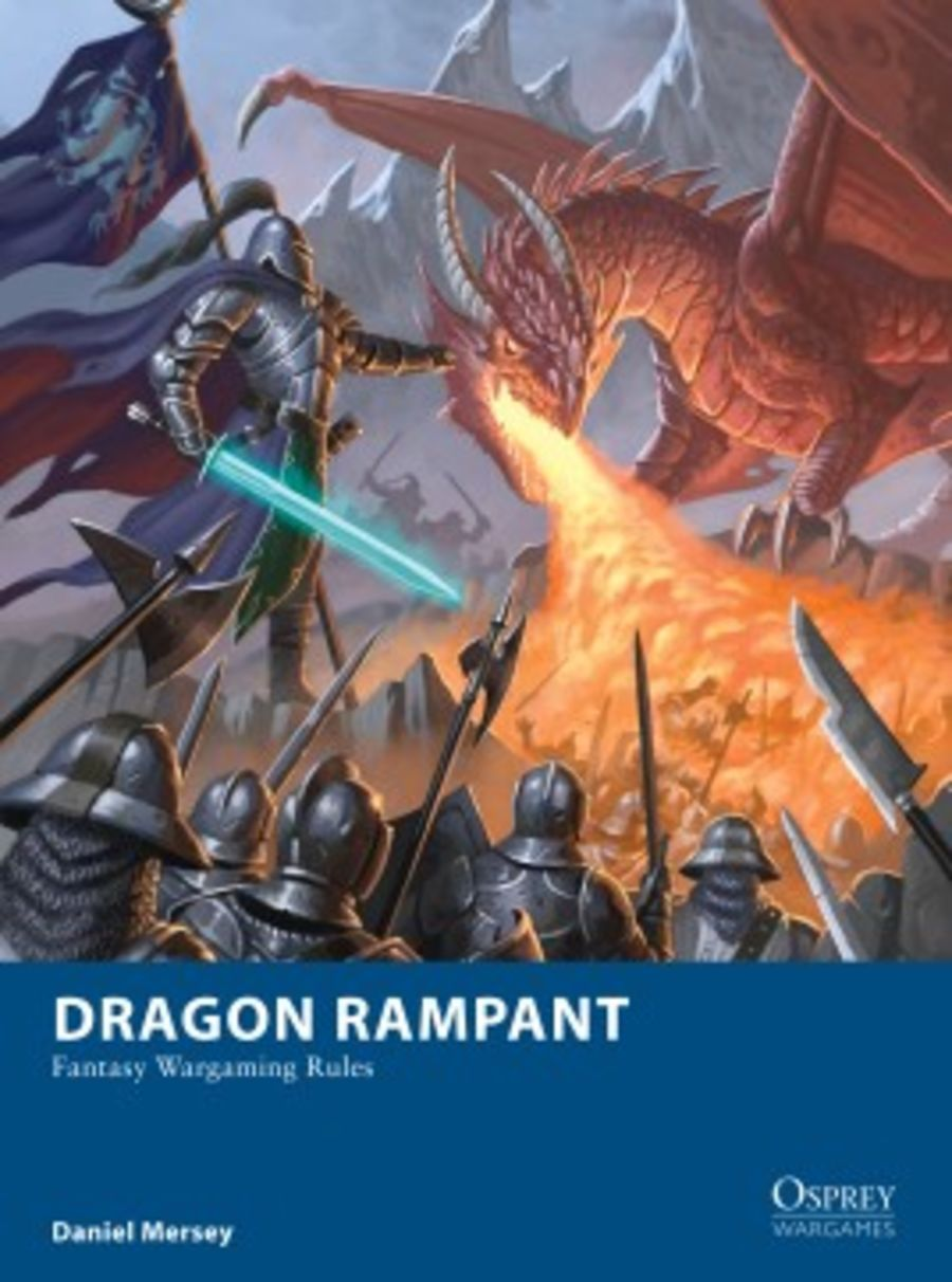 Dragon Rampant Fantasy Rules