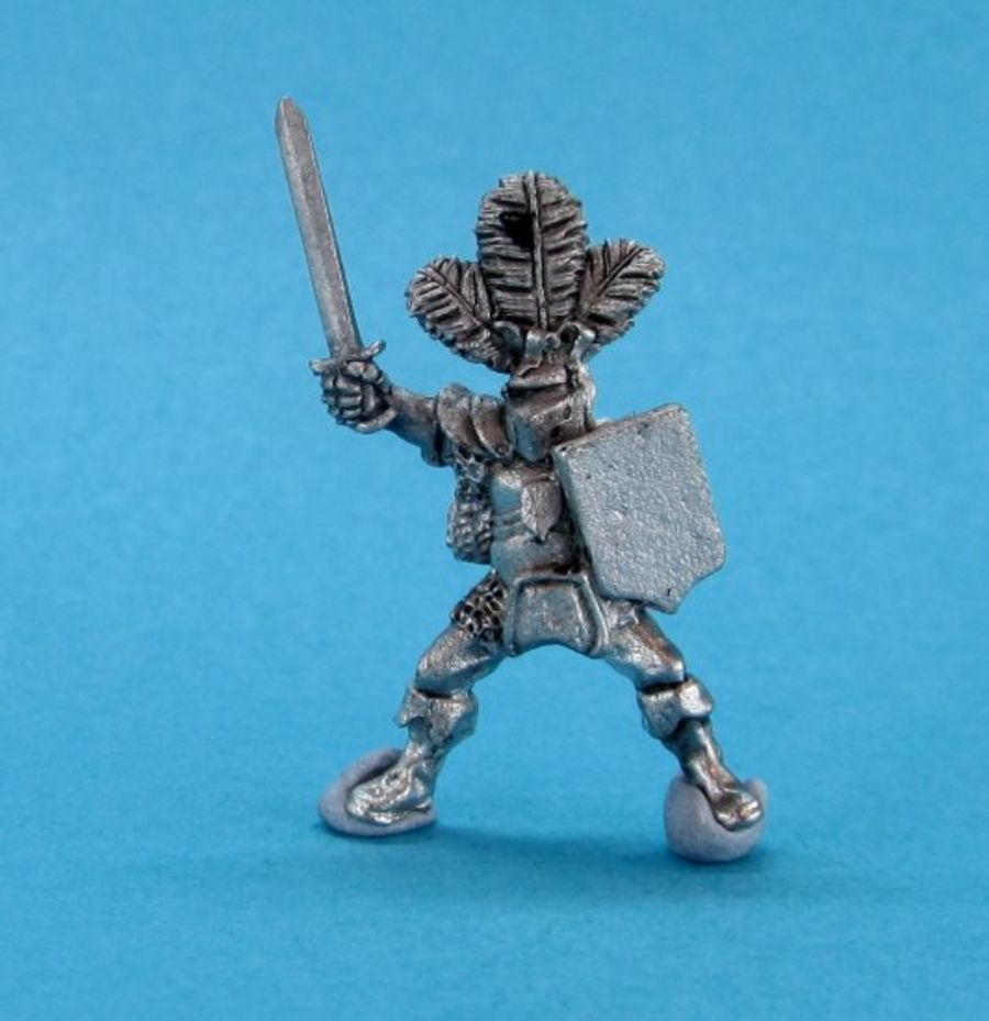 Imperial Human Dragon Rampant Starter Army