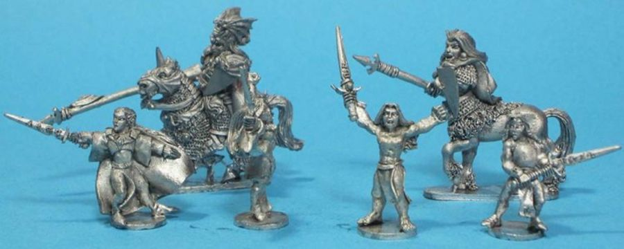 High Elf Dragon Rampant Starter Army