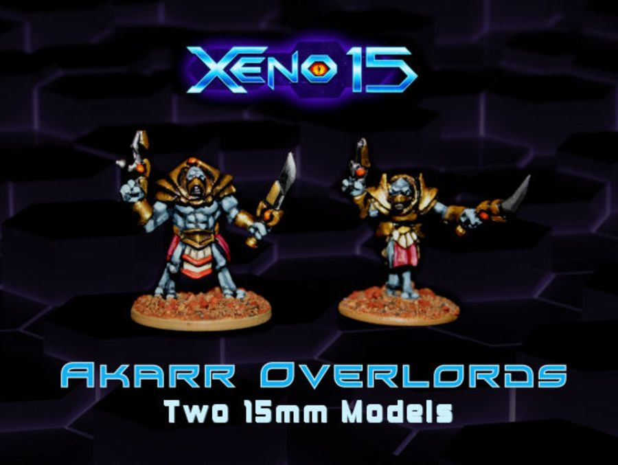 Akarr Overlords