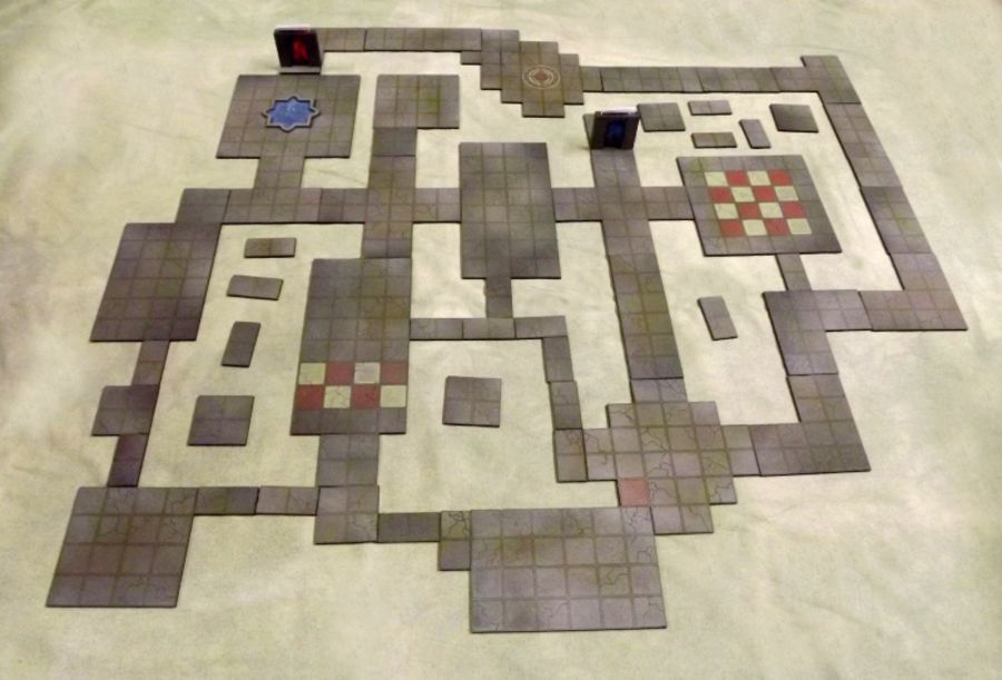 Dungeon Tiles: Set A