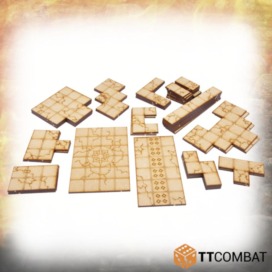Dungeon Tiles: Set C