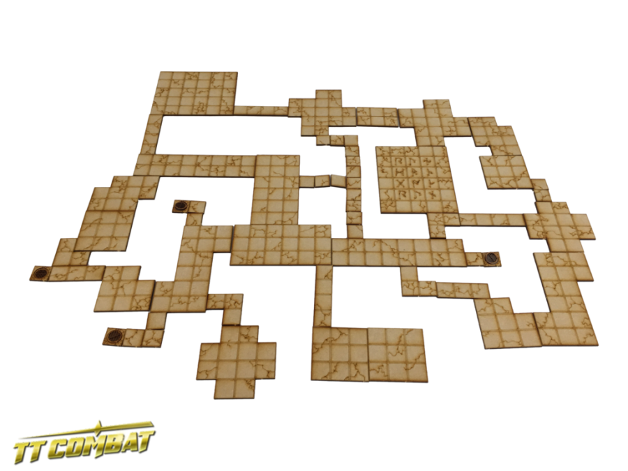 Dungeon Tiles: Set B