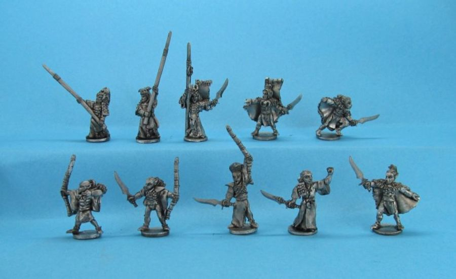 Dark Elf Reavers Warband