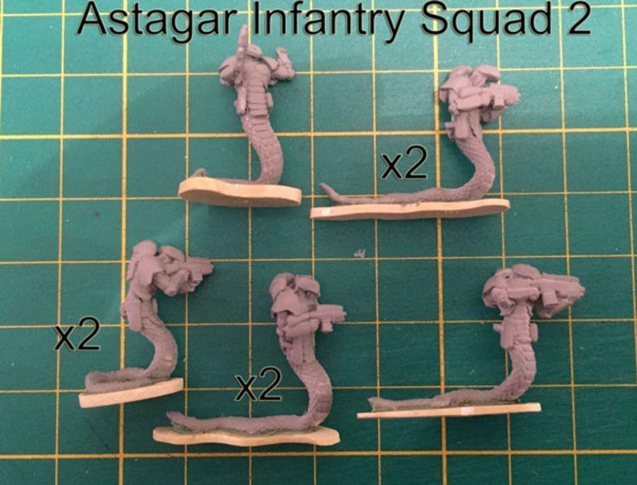 Astagar Infantry Squad #2