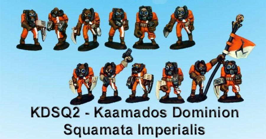 Kaamados Squamata Imperialis #2