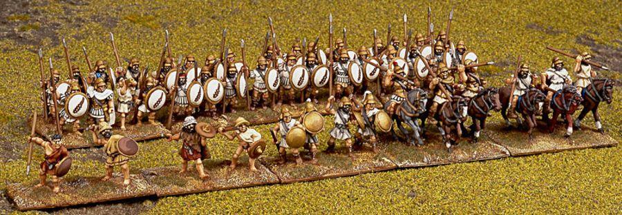 Theban Army 450BC-275BC
