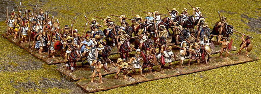 Thessalian Army 450BC-275BC